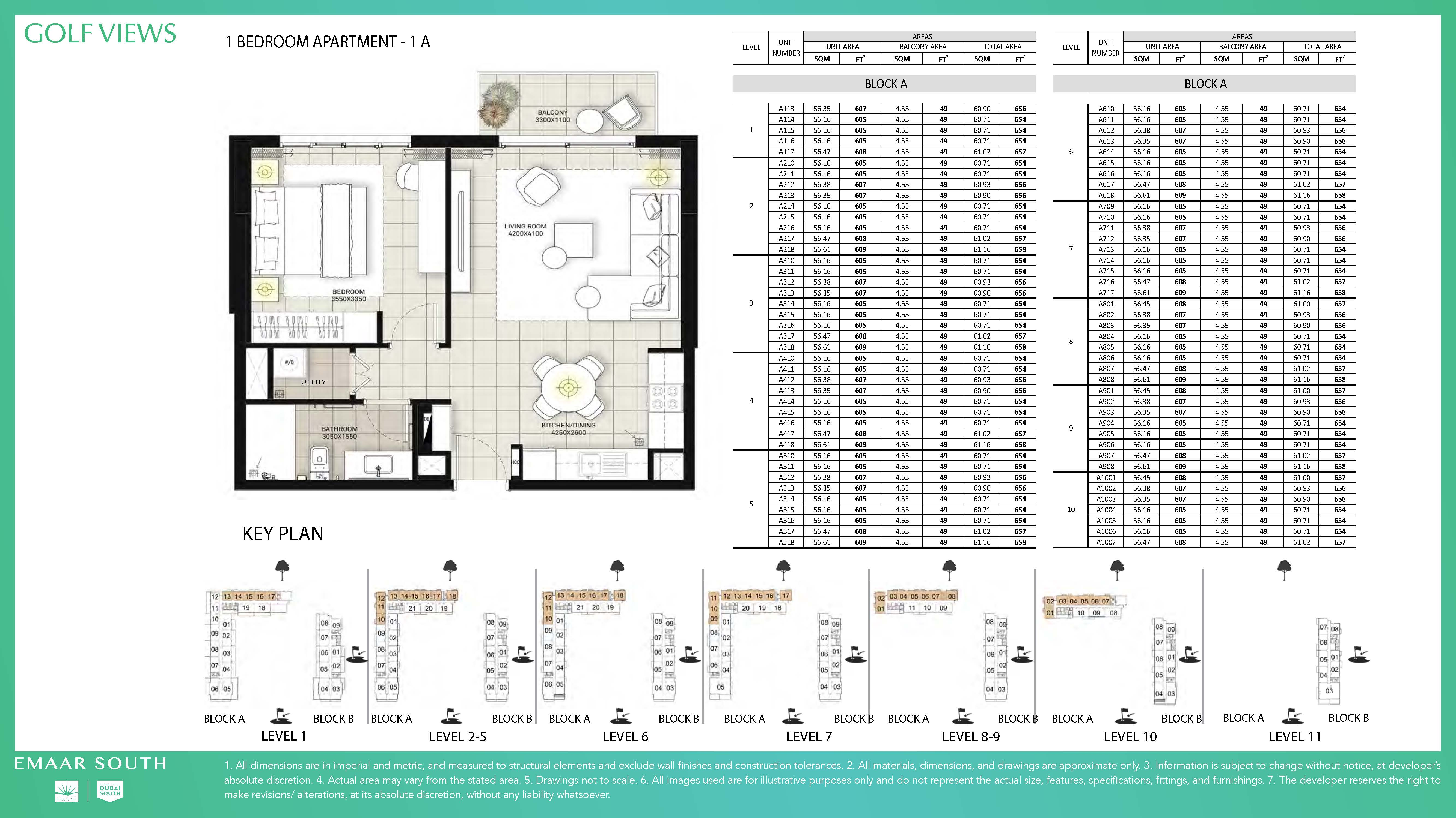 Golf Views Floorplans Page 02