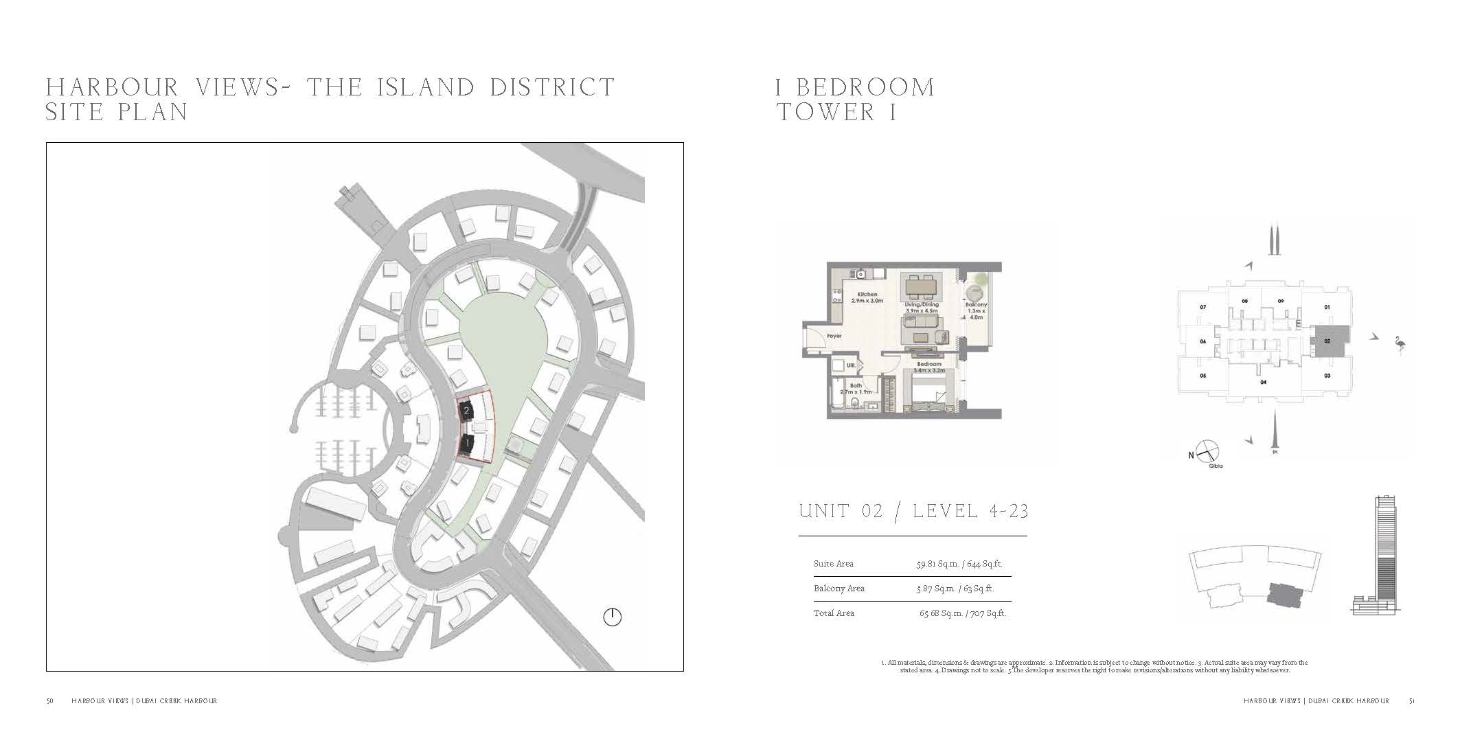 HarbourViewsfloorplans Page 03