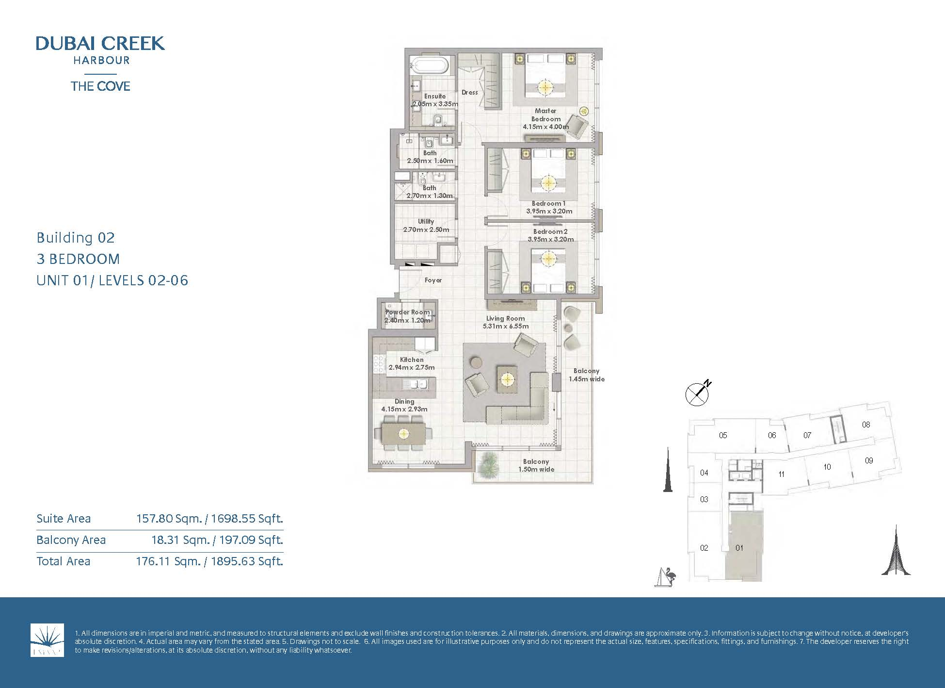 The Cove -BLDG2 Floor Plans Page 04