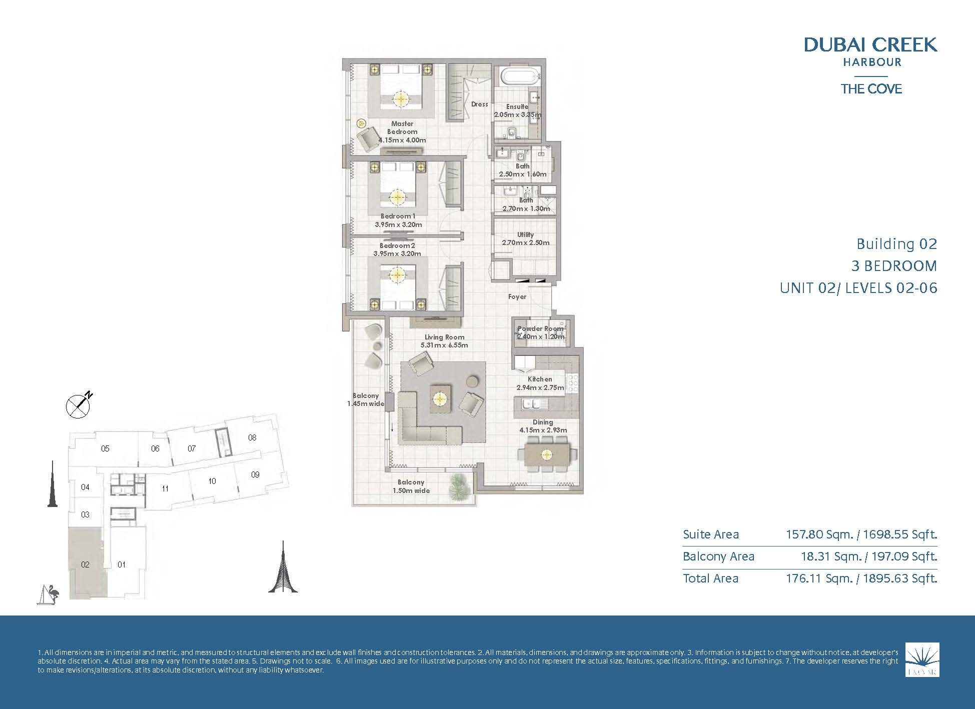 The Cove -BLDG2 Floor Plans Page 05