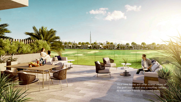 Club Villas at Dubai Hills